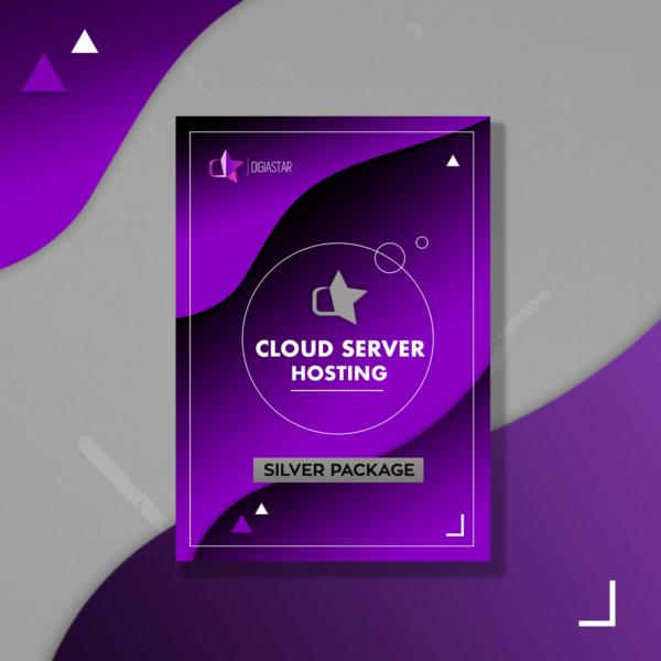 Cloud Web Hosting Package Silver Cloud Hosting Digiastar