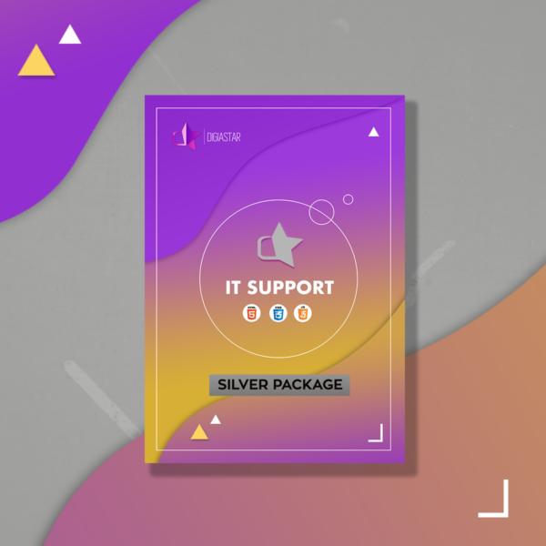 IT Support Silver Package Τεχνικη Υποστηριξη Ιστοσελιδων Τεχνικη Υποστηριξη Ιστοσελιδασ Digiastar