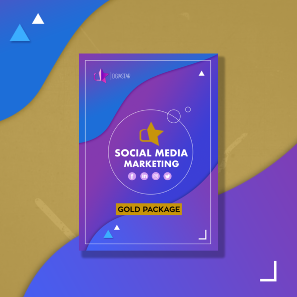 Social Media τιμή Gold package Digiastar