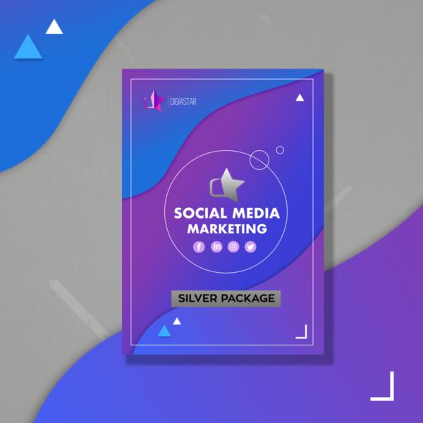 Social Media τιμή silver package Digiastar