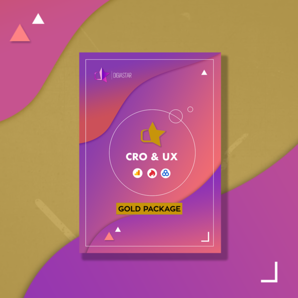 UX UI Analysis Digiastar Conversion Optimization data gold package